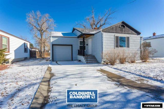 233 S Lennox, Casper, WY 82601 (MLS #20186964) :: RE/MAX The Group