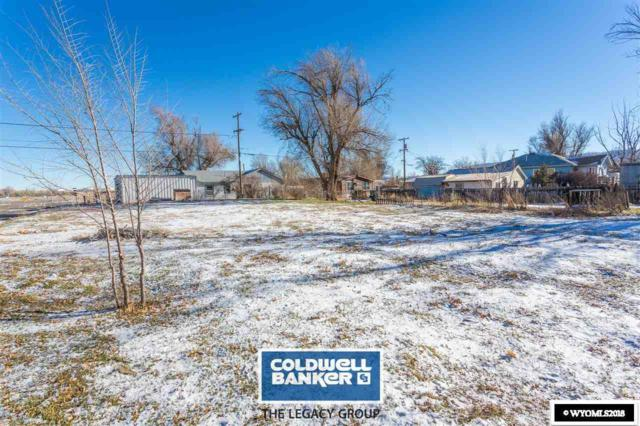 383 & 395 Evans Street, Evansville, WY 82636 (MLS #20186965) :: Lisa Burridge & Associates Real Estate