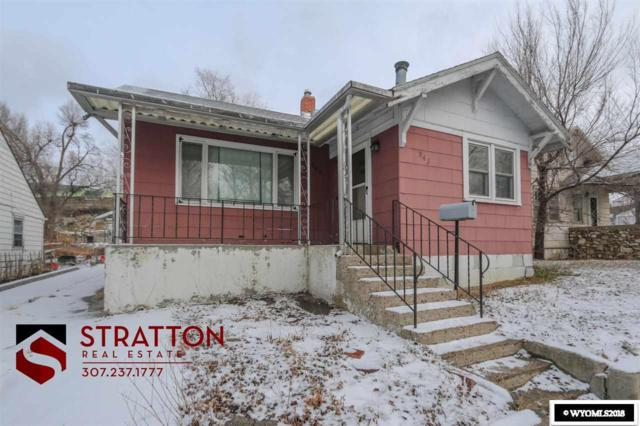943 S Mckinley Street, Casper, WY 82601 (MLS #20186967) :: RE/MAX The Group