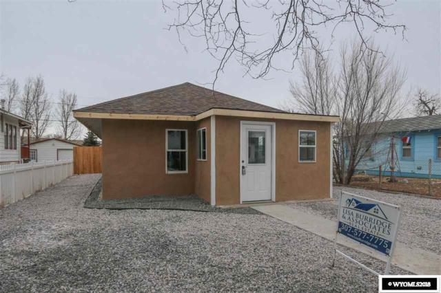 252 E G Street, Casper, WY 82601 (MLS #20186968) :: Lisa Burridge & Associates Real Estate