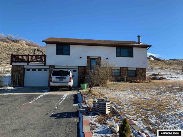 5225 Saddlestring Road, Casper, WY 82604 (MLS #20186970) :: Lisa Burridge & Associates Real Estate