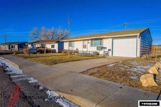 1337 Sheridan Street, Casper, WY 82601 (MLS #20186973) :: Lisa Burridge & Associates Real Estate