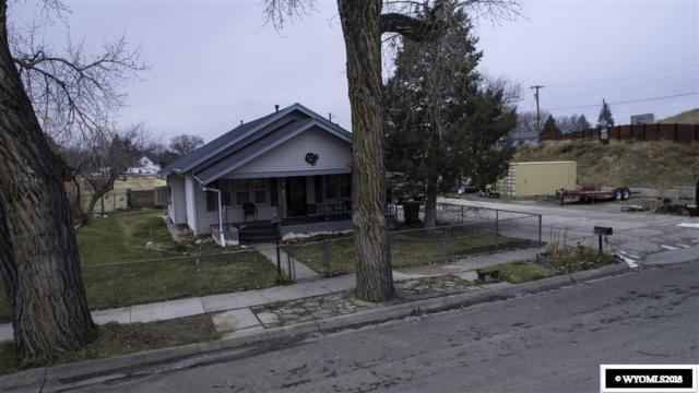 234 N 8th, Douglas, WY 82633 (MLS #20186982) :: Lisa Burridge & Associates Real Estate