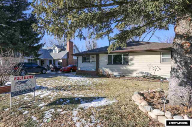 2020 Essex Avenue, Casper, WY 82604 (MLS #20186989) :: Lisa Burridge & Associates Real Estate