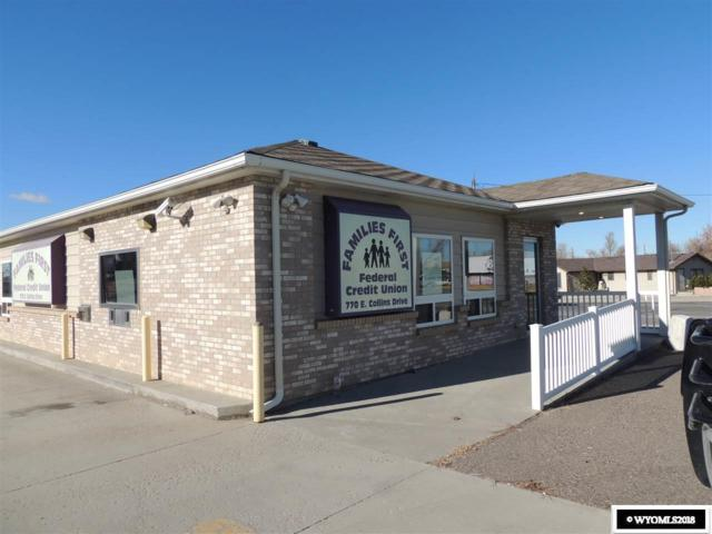 770 E Collins, Casper, WY 82601 (MLS #20187009) :: RE/MAX The Group