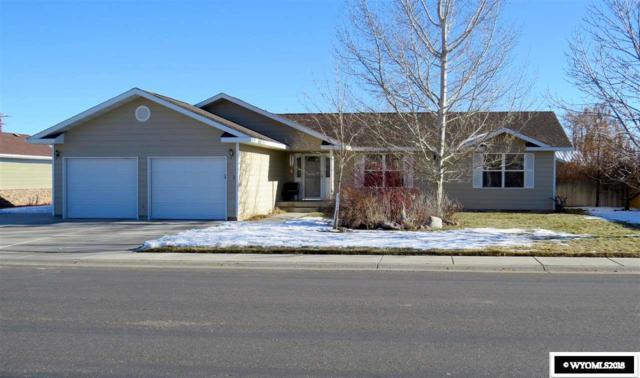 120 Baldwin Drive, Lander, WY 82520 (MLS #20187023) :: Lisa Burridge & Associates Real Estate