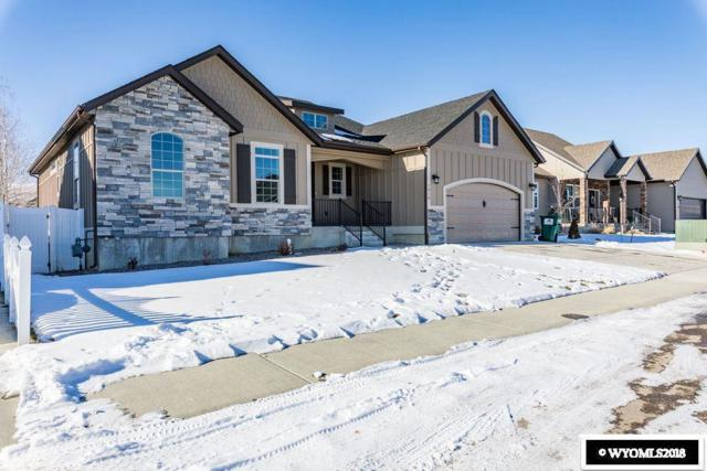 1010 Winchester Boulevard, Rock Springs, WY 82901 (MLS #20187025) :: RE/MAX The Group