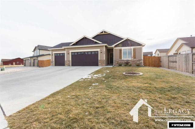 776 Camp Davis Circle, Evansville, WY 82636 (MLS #20187027) :: RE/MAX The Group