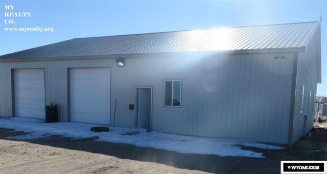 40 Orin Industrial Avenue, Douglas, WY 82633 (MLS #20187031) :: RE/MAX The Group