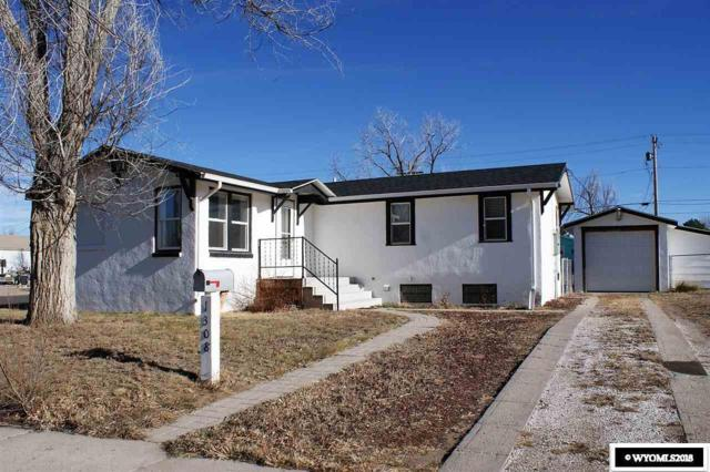 1308 14th Street, Wheatland, WY 82201 (MLS #20187057) :: RE/MAX The Group