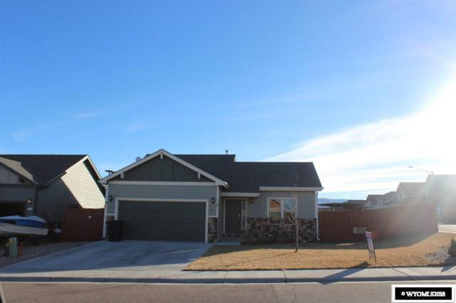 5091 Heritage Trail, Mills, WY 82644 (MLS #20187090) :: RE/MAX The Group