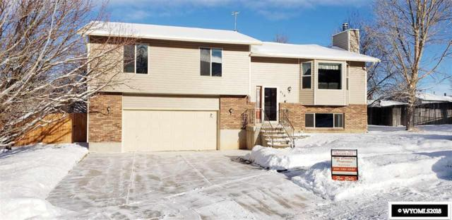 418 Ross Avenue, Evanston, WY 82930 (MLS #20187124) :: RE/MAX The Group