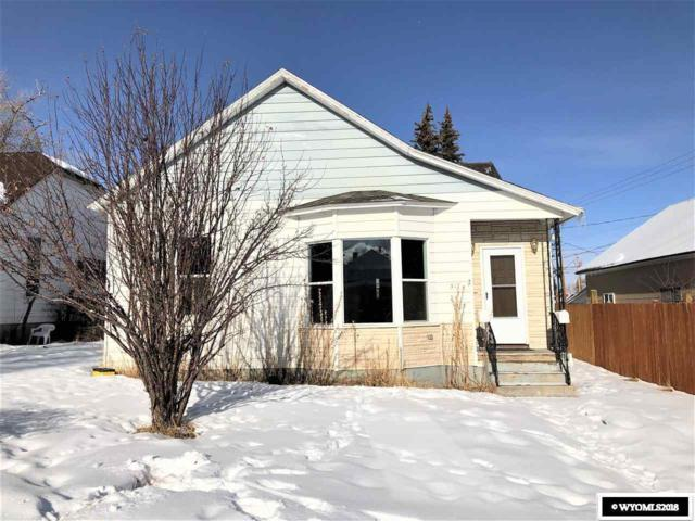 317 Emerald, Kemmerer, WY 83101 (MLS #20187125) :: Lisa Burridge & Associates Real Estate