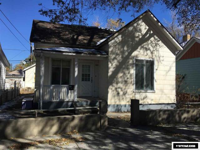 409 B Street, Rock Springs, WY 82901 (MLS #20187148) :: RE/MAX The Group