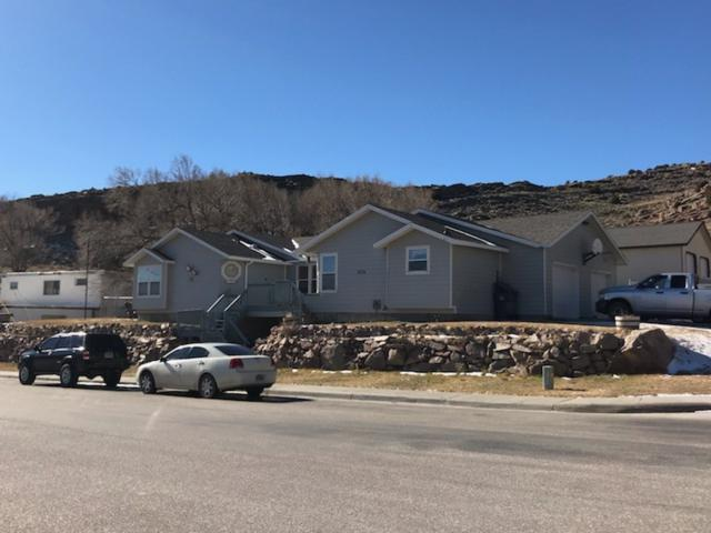 1336 Mountain View Boulevard, Rawlins, WY 82301 (MLS #20187160) :: RE/MAX The Group