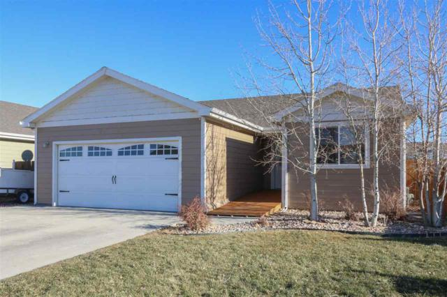 611 Bozeman Trail, Evansville, WY 82636 (MLS #20187178) :: RE/MAX The Group