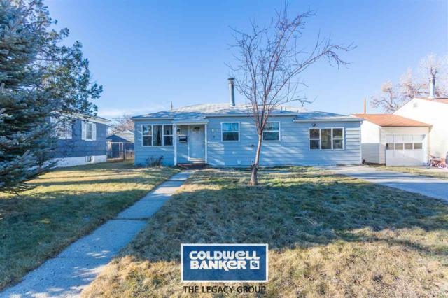 1540 Westridge Way, Casper, WY 82604 (MLS #20190003) :: Lisa Burridge & Associates Real Estate