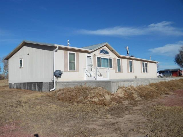 5828 Road 25, Veteran, WY 82243 (MLS #20190016) :: Real Estate Leaders