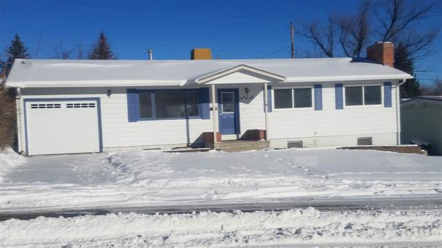 2120 Mariposa, Casper, WY 82604 (MLS #20190029) :: Lisa Burridge & Associates Real Estate