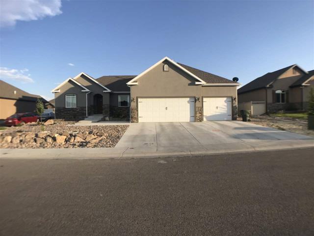 3260 Scott Drive, Rock Springs, WY 82901 (MLS #20190041) :: Lisa Burridge & Associates Real Estate