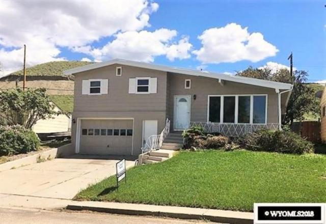 1719 W Coffman Ave, Casper, WY 82604 (MLS #20190057) :: RE/MAX The Group