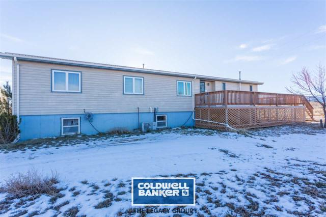 3 Miller Road, Glenrock, WY 82637 (MLS #20190068) :: RE/MAX The Group