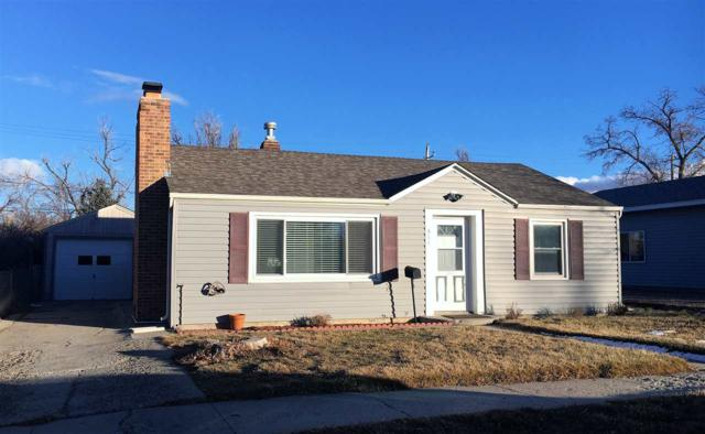 311 S Lowell, Casper, WY 82601 (MLS #20190104) :: RE/MAX The Group