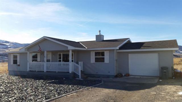 214 Westview Drive, Dubois, WY 82513 (MLS #20190112) :: Lisa Burridge & Associates Real Estate