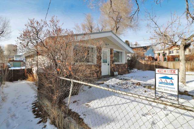928 Lincoln Avenue, Rock Springs, WY 82901 (MLS #20190128) :: Lisa Burridge & Associates Real Estate