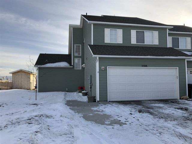 2508 Conch Street, Rock Springs, WY 82901 (MLS #20190135) :: RE/MAX The Group