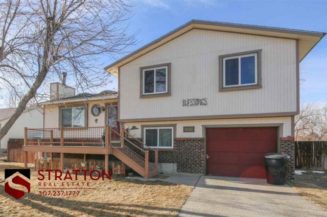 1936 Lilac, Casper, WY 82604 (MLS #20190156) :: RE/MAX The Group