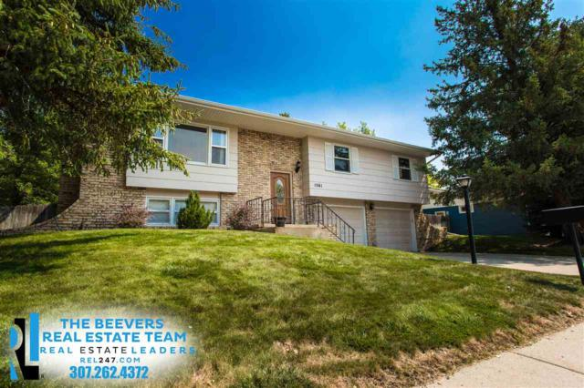 1561 Manor Drive, Casper, WY 82609 (MLS #20190201) :: RE/MAX The Group