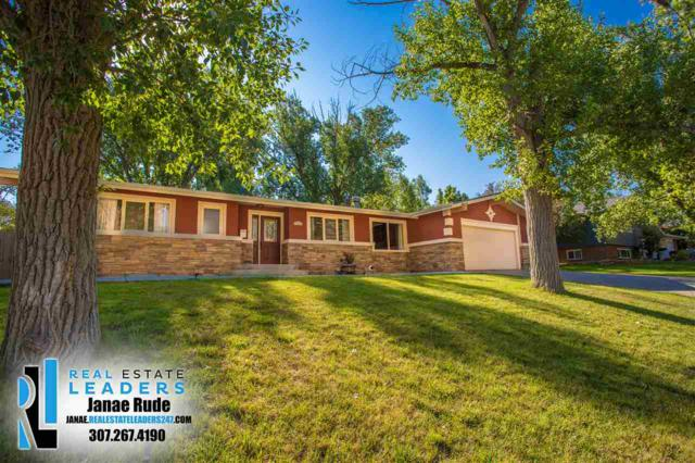1341 Nottingham Drive, Casper, WY 82609 (MLS #20190213) :: RE/MAX The Group
