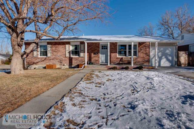 1701 Kingsboro, Casper, WY 82604 (MLS #20190222) :: Real Estate Leaders