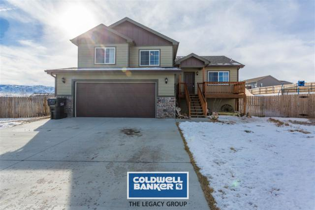 6631 Whispering Springs Court, Casper, WY 82604 (MLS #20190227) :: RE/MAX The Group