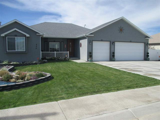 224 Chardonnay Lane, Rock Springs, WY 82901 (MLS #20190277) :: RE/MAX The Group