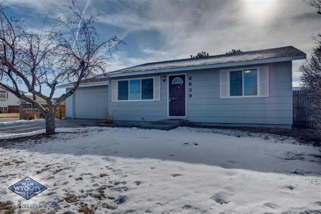 6639 Bailey Place, Casper, WY 82604 (MLS #20190288) :: RE/MAX The Group