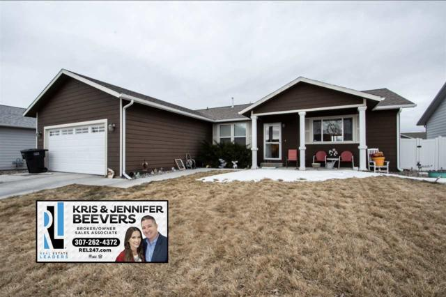 6373 Chief Washakie Road, Casper, WY 82604 (MLS #20190315) :: RE/MAX The Group