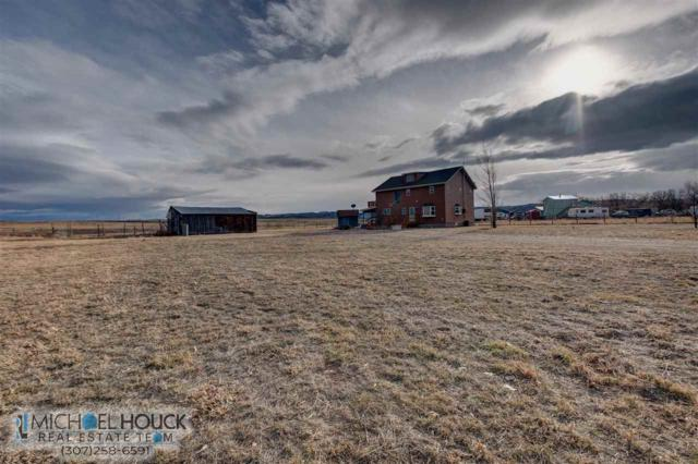 38 Miller, Glenrock, WY 82637 (MLS #20190323) :: RE/MAX The Group