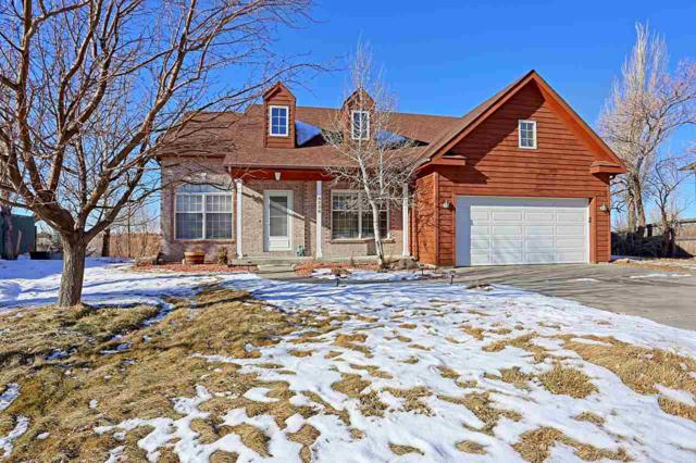 4220 Deer Run, Casper, WY 82601 (MLS #20190335) :: RE/MAX The Group