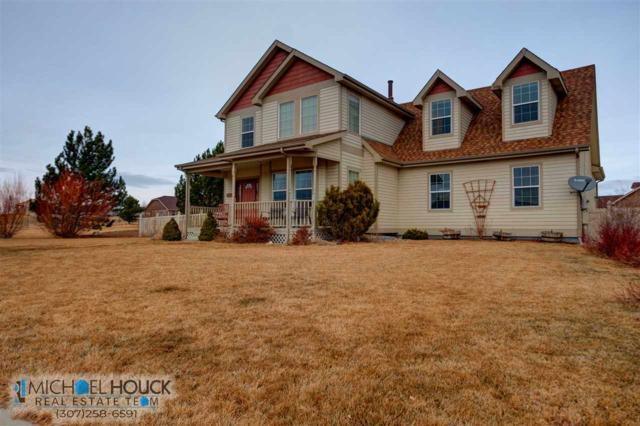 4406 E 21st, Casper, WY 82609 (MLS #20190339) :: RE/MAX The Group