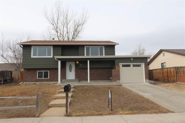 3116 Herrington Drive, Casper, WY 82604 (MLS #20190345) :: Lisa Burridge & Associates Real Estate