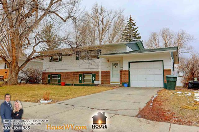 1260 Hazelwood Drive, Casper, WY 82609 (MLS #20190364) :: RE/MAX The Group