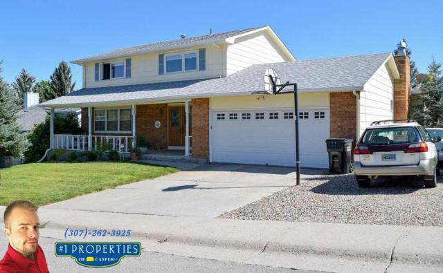 915 Stafford, Casper, WY 82609 (MLS #20190366) :: RE/MAX The Group