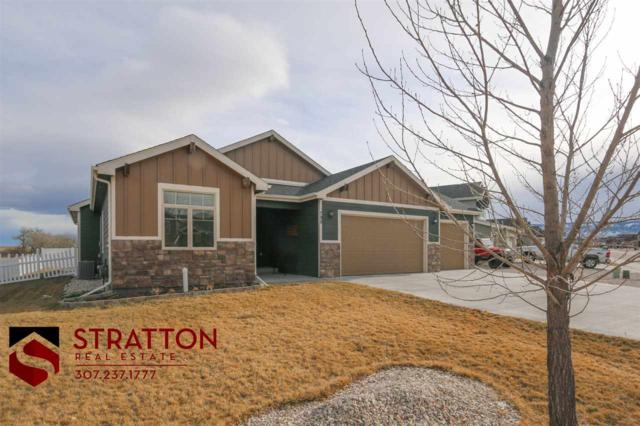 795 Whipsaw Drive, Evansville, WY 82636 (MLS #20190369) :: RE/MAX The Group