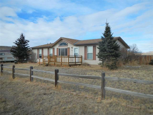 408 Lincoln Street, Dubois, WY 82513 (MLS #20190381) :: RE/MAX The Group