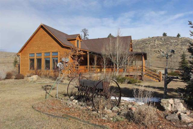 941 Boxelder Road, Glenrock, WY 82637 (MLS #20190400) :: Lisa Burridge & Associates Real Estate