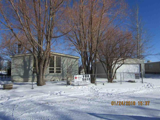 210 Sharp Street, Fort Bridger, WY 82933 (MLS #20190423) :: Lisa Burridge & Associates Real Estate