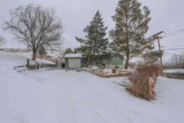 307 S Ash Street, Glenrock, WY 82637 (MLS #20190442) :: RE/MAX The Group