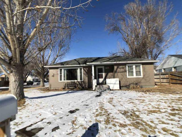 1201 Circle, Worland, WY 82401 (MLS #20190461) :: RE/MAX The Group